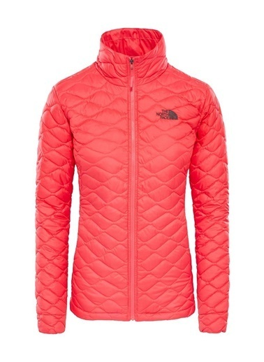 The North Face Thermoball Hooded Insulated Kadın Mont Pembe Pembe